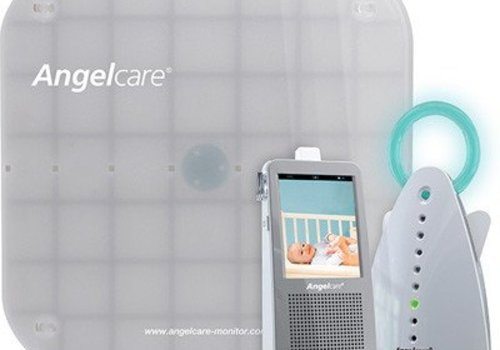 AngelCare Angel Care 3-in-1 Ultimate DigitalBaby Monitor - Video, Sound And Movement