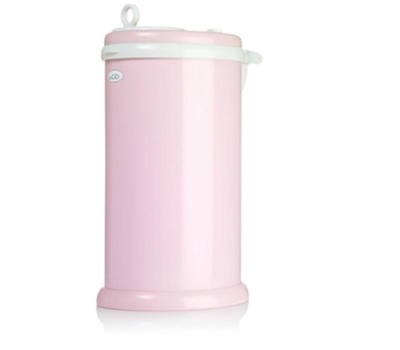 Ubbi Diaper Pail In Light Pink