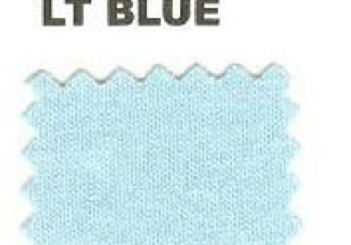 Crib Critters Crib Critters Knit Crib Sheet In Light Blue