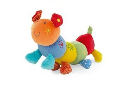 Mamas And Papas CLOSEOUT!! Mamas And Papas Hug And Play - Charlie Caterpillar