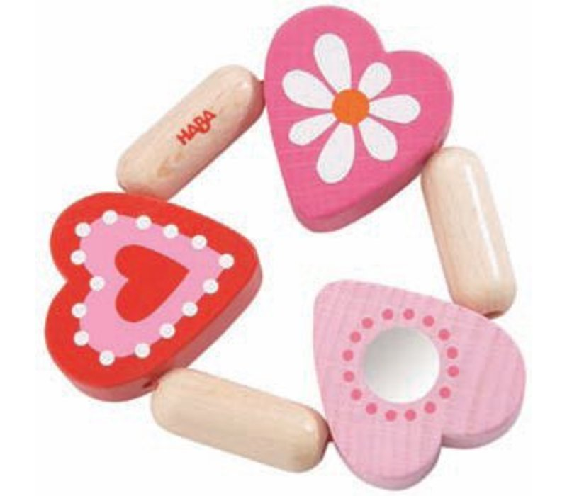 Haba Mimi Rattle Clutching toy
