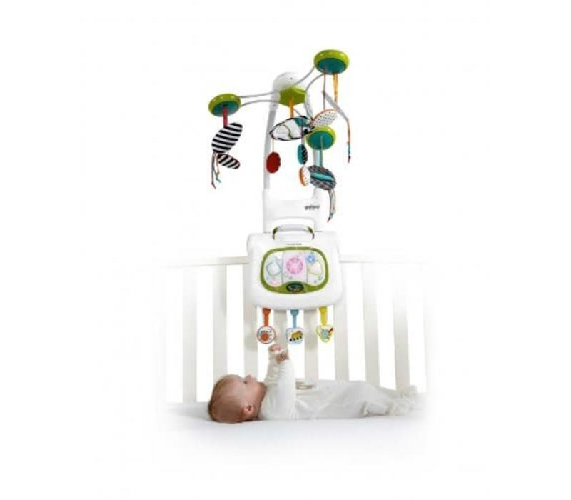 Mamas And Papas Magic 3 In 1 Galaxy Cot Mobile