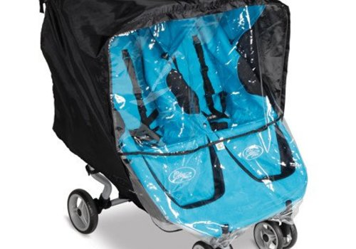 Protect-A-Bub Protect-A-Bub Universal 4 Season Weather Shield Twin In Black