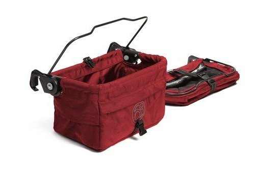 Orbit Baby CLOSEOUT!! Orbit Baby Stroller Pannier (Pair) In Ruby