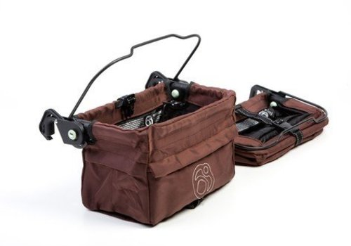 Orbit Baby CLOSEOUT!! Orbit Baby Stroller Pannier (Pair) In Mocha