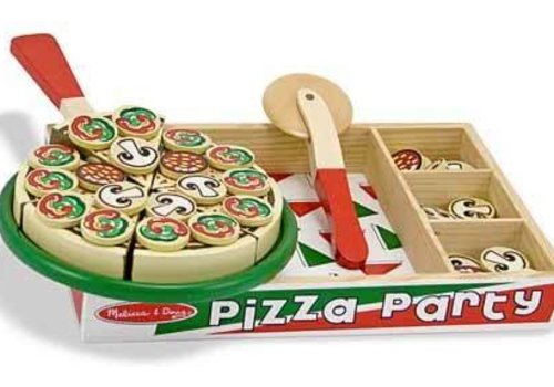 Melissa And Doug Melissa And Doug Pizza Party