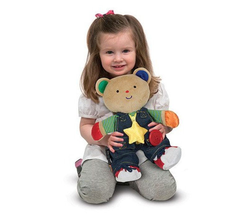 Melissa And Doug Teddy Wear