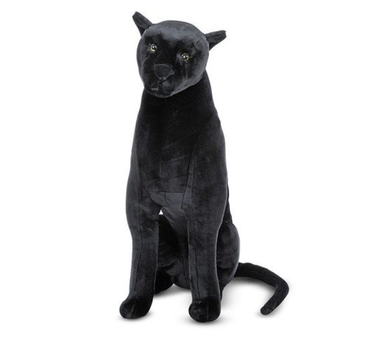 Melissa And Doug Panther - Plush