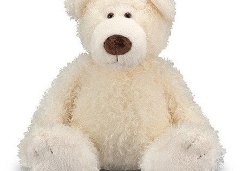 Melissa And Doug Melissa And Doug Big Roscoe Vanilla Teddy Bear Stuffed Animal