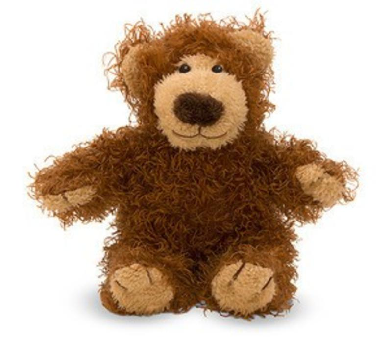 Melissa And Doug Baby Roscoe Bear