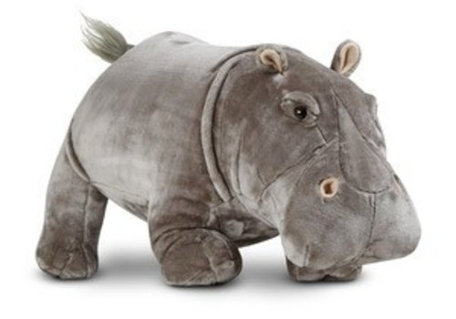 Melissa And Doug Melissa And Doug Hippopotamus - Plush