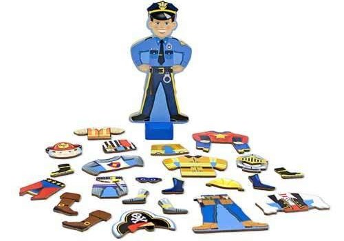 Melissa And Doug Melissa And Doug Joey Magnetic Dress Up