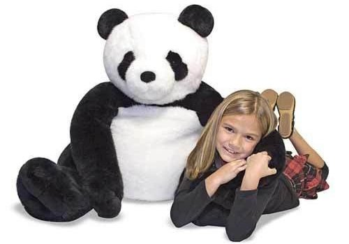 Melissa And Doug Melissa And Doug Plush Panda