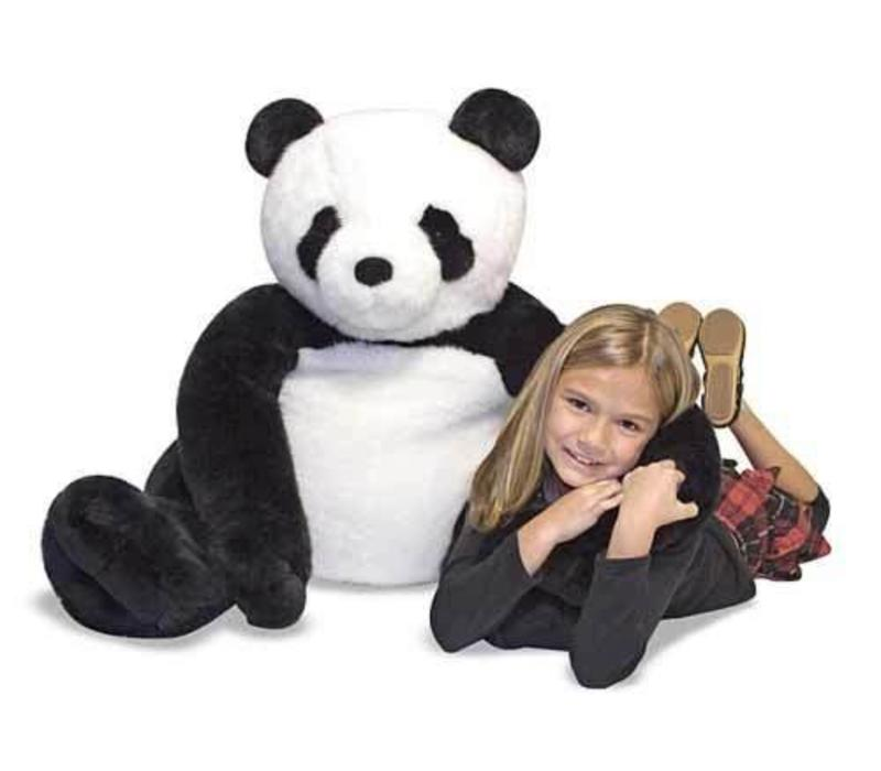 Melissa And Doug Plush Panda