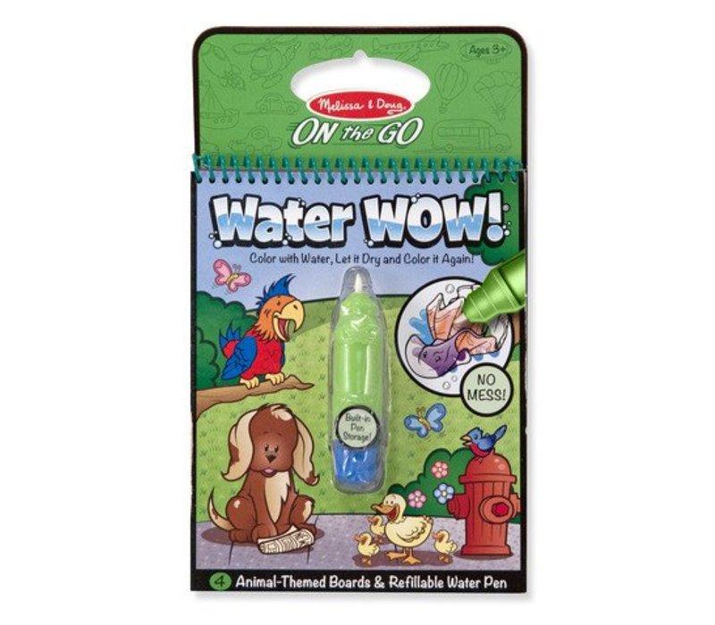 Melissa And Doug Water Wow - Animals
