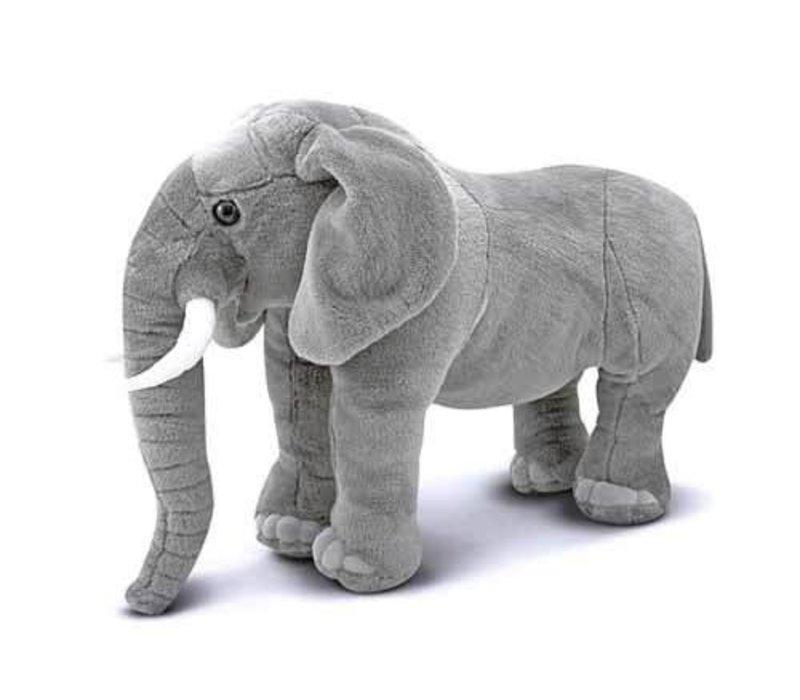 Melissa And Doug Plush Elephant