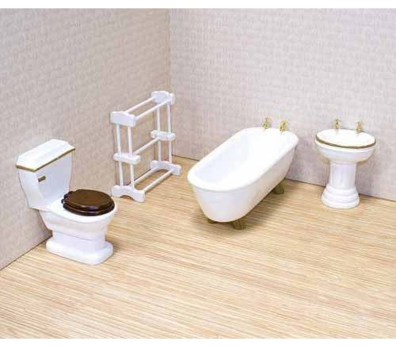 Melissa And Doug Bathroom Furniture Set