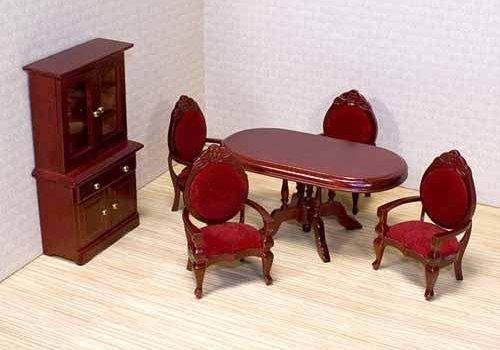 Melissa And Doug Melissa And Doug Dining Room Furniture Set