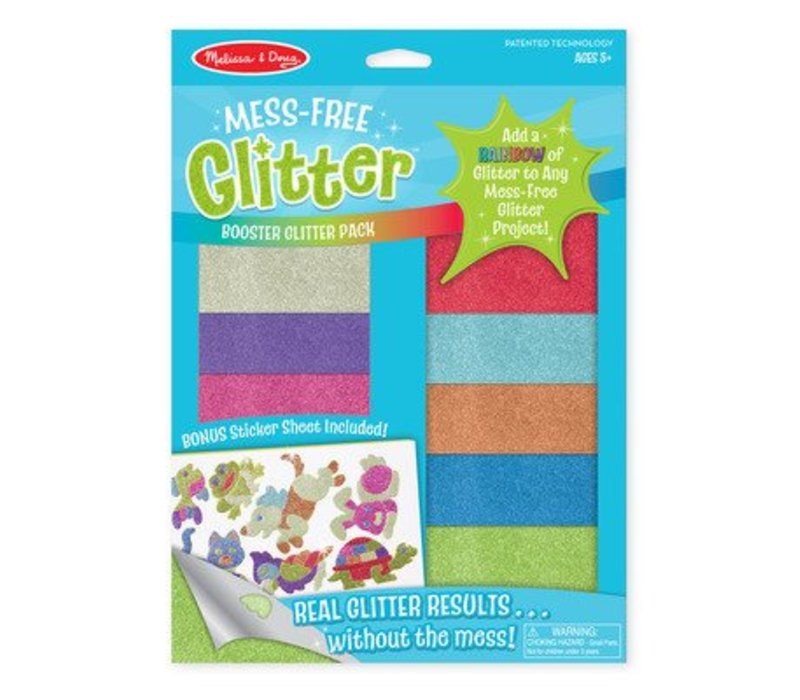 Melissa And Doug Booster Glitter Pack