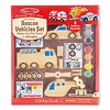 Melissa And Doug Melissa And Doug Rescue Vehicles Set
