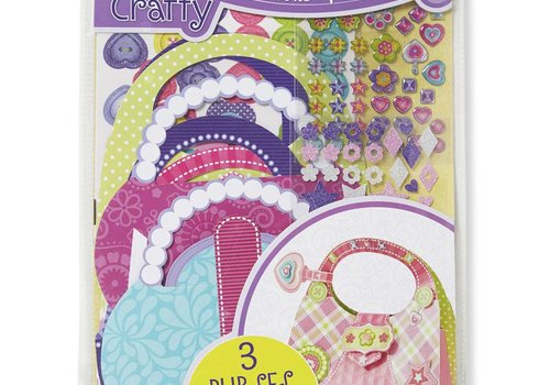 Melissa And Doug Melissa And Doug Simply Crafty - Precious Purses