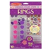 Melissa And Doug Melissa And Doug My DYO Rings
