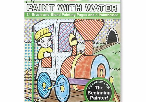 Melissa And Doug Melissa And Doug My First Paint With Vehicles