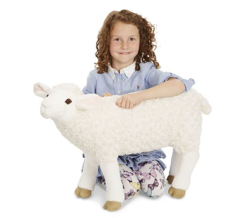 Melissa And Doug Sheep Plush