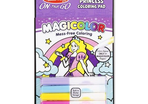 Melissa And Doug Melissa And Doug Coloring Pad- Princess