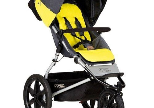 Mountain Buggy Mountain Buggy Terrain Stroller In Solus