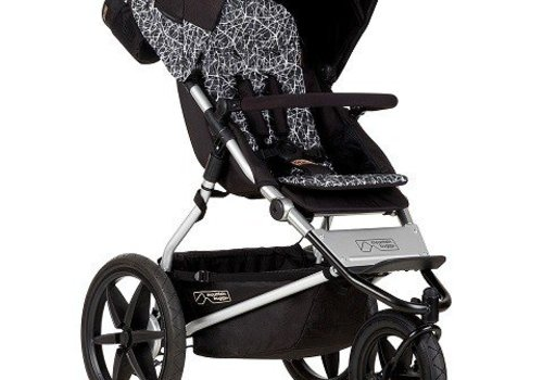 Mountain Buggy 2017 Mountain Buggy Terrain Stroller In Graphite