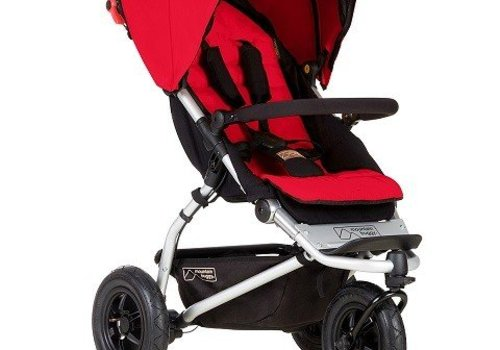 Mountain Buggy Mountain Buggy Swift Stroller In Berry