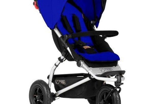 Mountain Buggy Mountain Buggy Swift Stroller In Marine