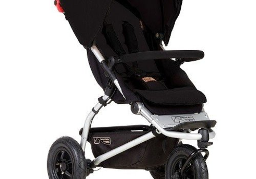 Mountain Buggy 2017 Mountain Buggy Swift Stroller In Black