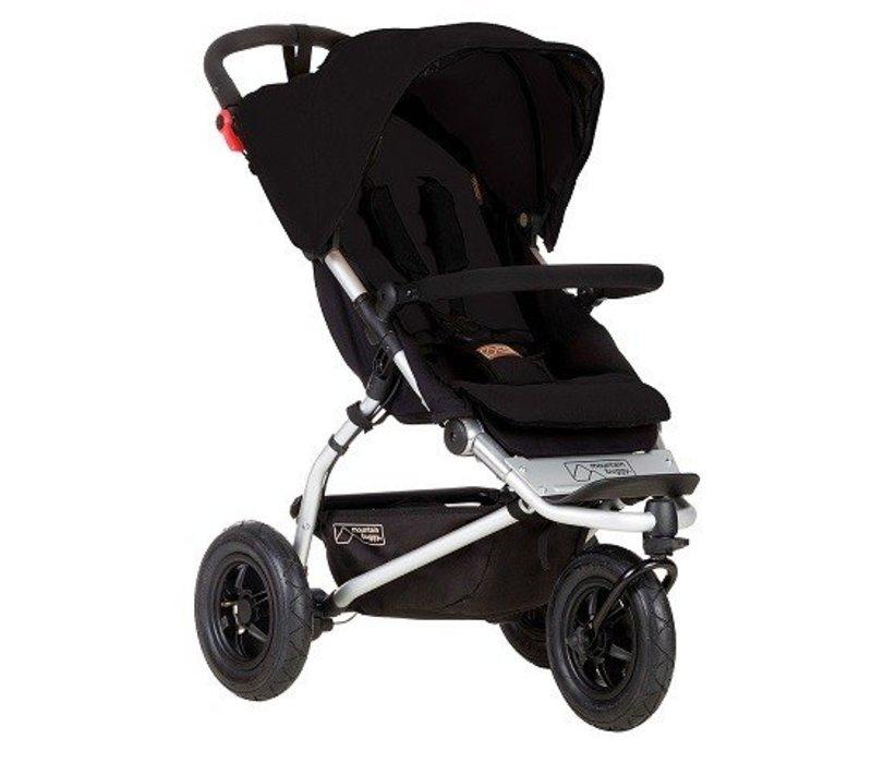 Mountain Buggy Swift Stroller In Black