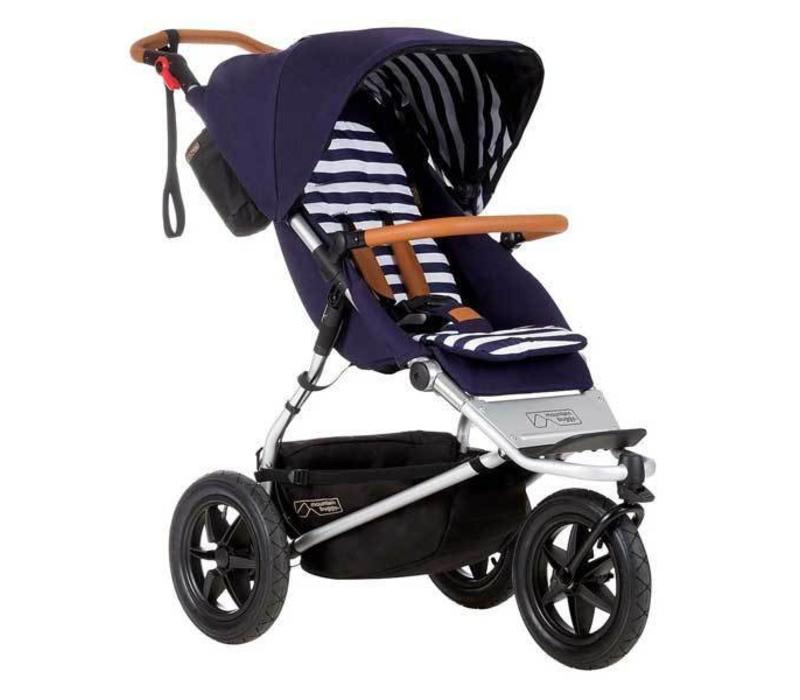 Mountain Buggy Urban Jungle Luxury Collections Single In Nautical
