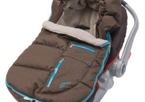 JJ Cole Collections JJ Cole Infant Bundle Me Arctic In Cocoa/Lagoon