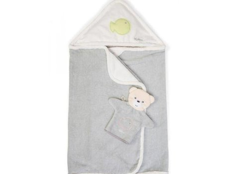 Kaloo Kaloo Zen Bath Set With Washing Glove