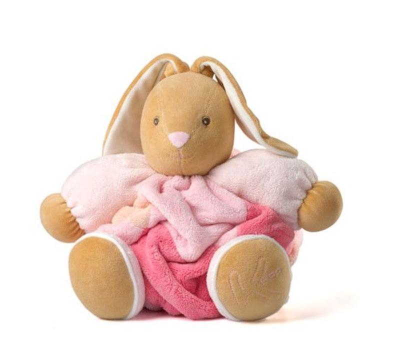 Kaloo Plume LG Patchwork Pink Rabbit
