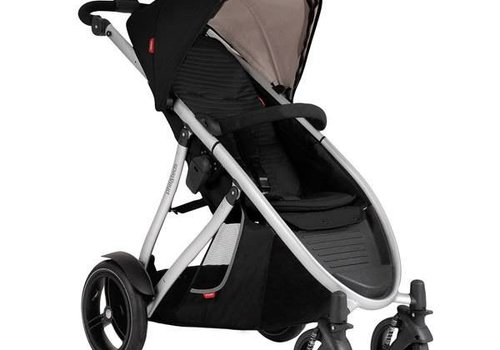 Phil And Teds 2015 Phil & Teds Verve Buggy In Black