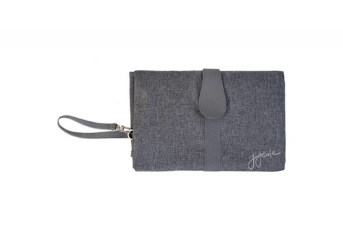 JJ Cole Collections JJ Cole Changing Clutch In Gray Heather