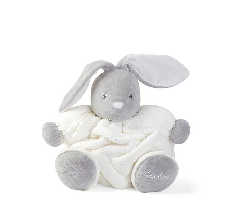 Kaloo Plume Cream Chubby Rabbit Toy (Large)