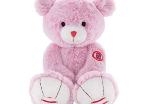 Kaloo Kaloo Rose & Bleu - Medium Bear Pink