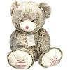 Kaloo Kaloo Rouge XXL Prestige Bear-Grey Plush