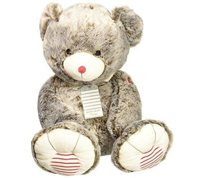 Kaloo Rouge XXL Prestige Bear-Grey Plush