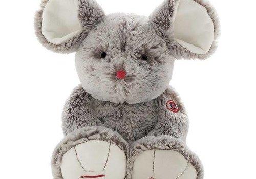 Kaloo Kaloo Rouge Mouse Plush Toy (Large) Grey
