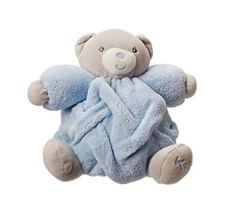 Kaloo Plume Small Music Bear In Blue