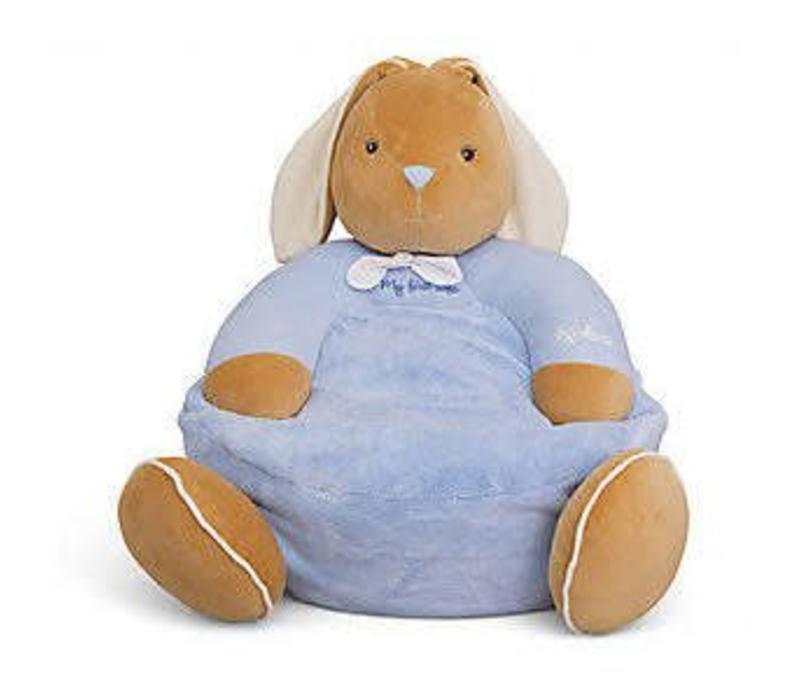 Kaloo Plume Maxi Sofa Blue Rabbit