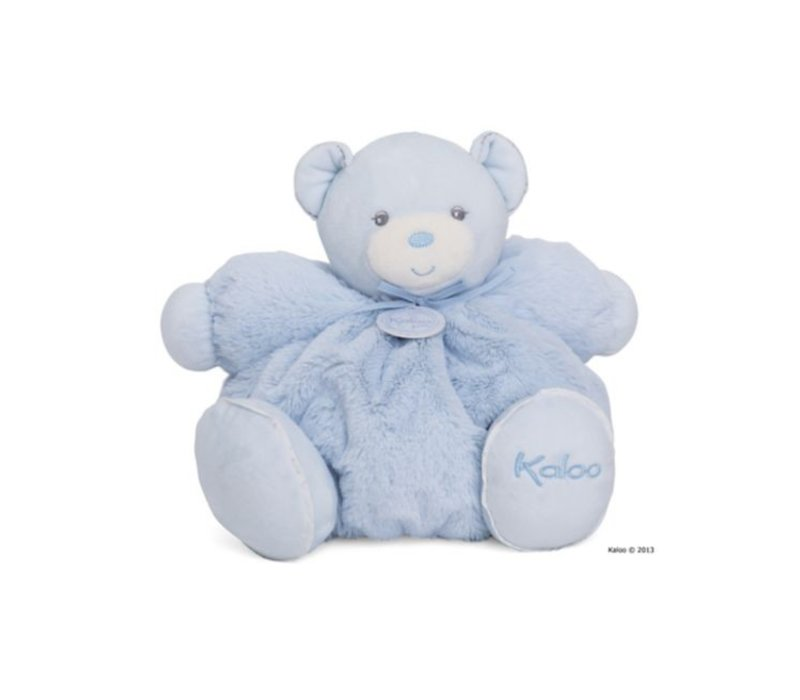 Kaloo Perle Small Chubby Bear Blue