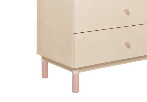 Baby Letto Baby Letto Gelato Knob Pack In Light Pink